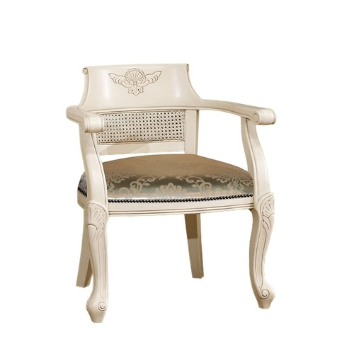 MK-CH02/1ST. Virginia chair IVORY (слоновая кость) MK-2474